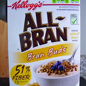 All Bran Bran Buds