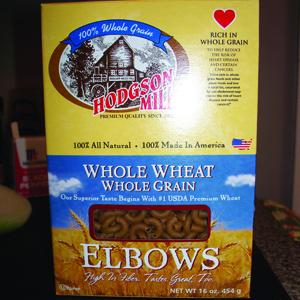 Hodgson Mill Elbow Macaroni Pasta