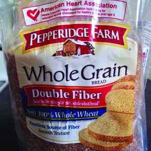 Pepperidge Farm Double Fiber Bread
