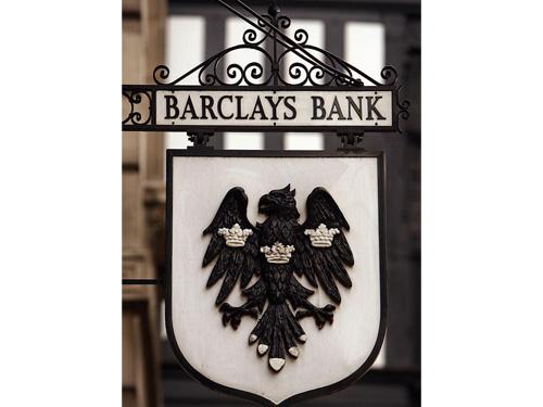 Sample Sign Barclays Bank