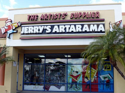 Sample Sign Jerrys Artarama