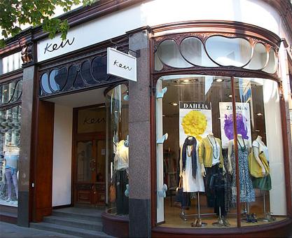 storefront for ken