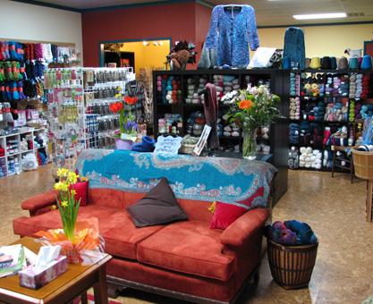 Store Interior for Studio 3