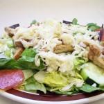 Cobb Salad Royalty Free Photo