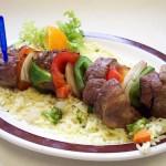 Kebab Royalty Free Photo