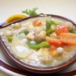 Vegetable Stew Royalty Free Photo
