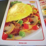 Dennys Menu Marketing Example 7
