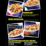 Dennys Sample Menu Marketing Example 2