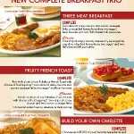 Dennys Sample Menu Marketing Example 3
