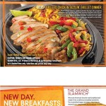 Dennys Sample Menu Marketing Example 4