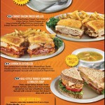 Dennys Sample Menu Marketing Example 5