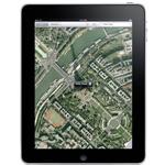 iPad GPS