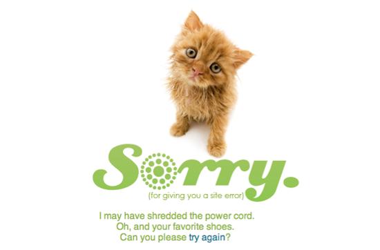 Centerd 404 Page