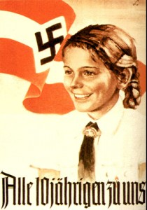 Happy Nazi Child