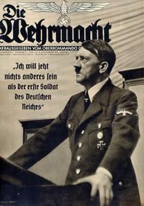 Nazi Poster - Adolf Hitler