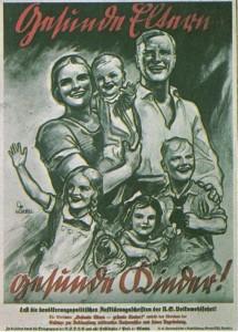 Nazi Propaganda Poster 3