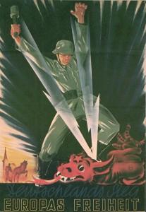 Nazi Propaganda Poster 5