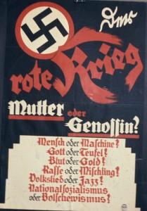nazi propaganda art