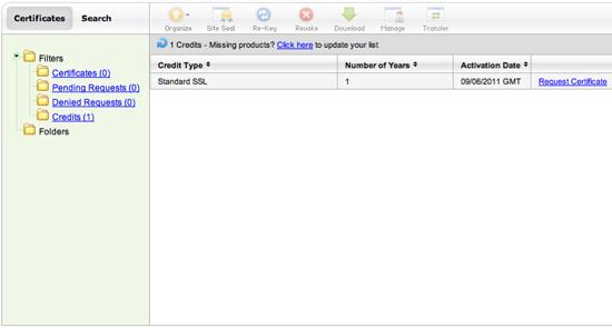 Go Daddy SSL Certificate Setup