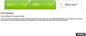 Go Daddy SSL Certificate Setup 6