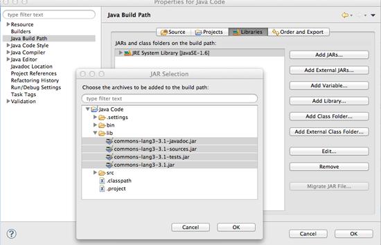 Install-Java-Library-7