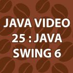 Java Swing JList