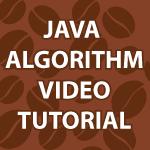 Java Algorithm Video Tutorial
