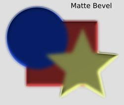 Bevels Matte Bevel
