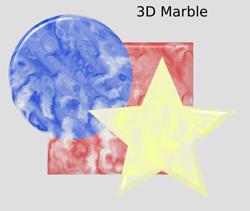 Bumps 3D Marble