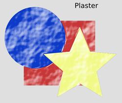 Bumps Plaster
