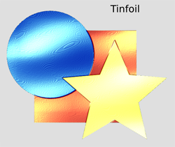 Bumps Tinfoil
