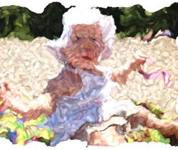 Distort Pixel Smear
