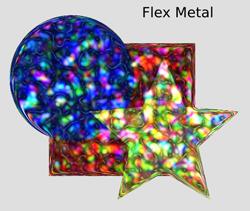Materials Flex Metal