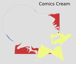 Non Realistic 3D Shaders Comics Cream