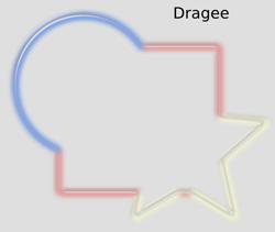 Ridges Dragee
