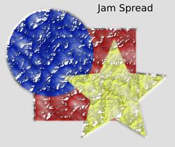Textures Jam Spread
