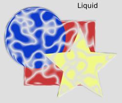 Textures Liquid