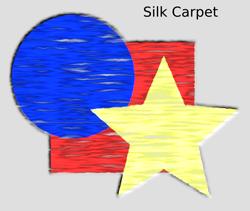 Textures Silk Carpet