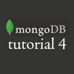 MongoDB Tutorial 4