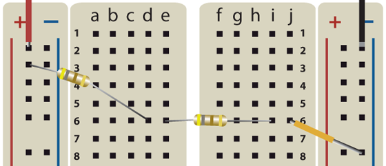 Resistor Voltage Drop