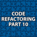 Code Refactoring 10