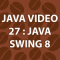 Java Video Tutorial 27