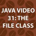 Java Video Tutorial 31