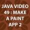 Java Video Tutorial 49