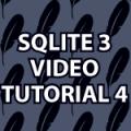 SQLite3 Tutorial 4